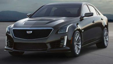 Photo of Cadillac frappe fort avec sa berline CTS-V