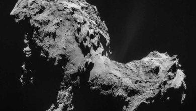 Photo de Rosetta remet en doute l'origine de l'eau sur la Terre