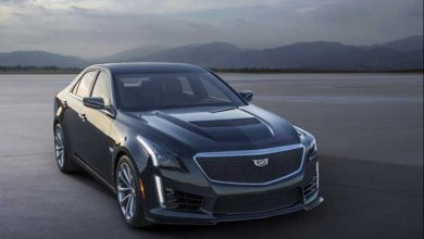 Photo of Cadillac : premières photos de la nouvelle CTS-V