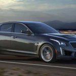 Cadillac : premières photos de la nouvelle CTS-V