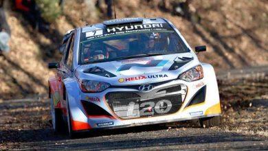 i20 : Hyundai Motorsport prépare déjà la saison WRC 2015