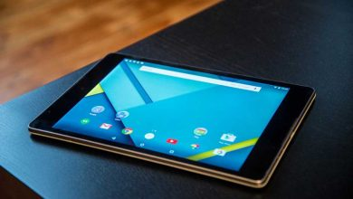 Photo de Nexus 9 : le test !