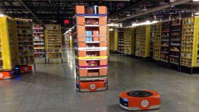 Photo de Amazon : la menace des robots pour l'emploi