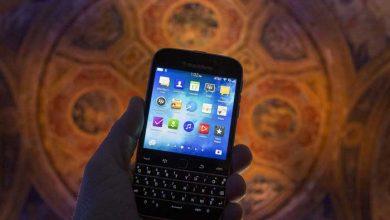 Photo of BlackBerry : ses revenus reculent de 34% !