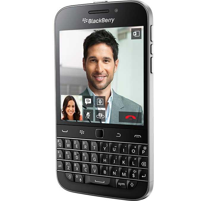 Retour aux sources pour BlackBerry avec son Classic