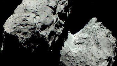 Photo of 67P/Churyumov-Gerasimenko : sa vraie couleur enfin révélée par Rosetta