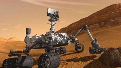 Curiosity : y a-t-il de la vie sur Mars ?