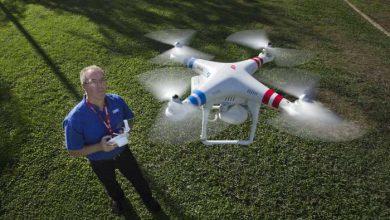Photo de De joyeuses fêtes qui riment avec drones sous le sapin