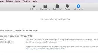 Faille critique dans OS X : Apple diffuse une mise à jour de sécurité urgente