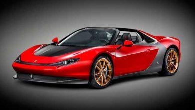 Photo de Sergio : Ferrari célèbre les 60 ans de collaboration avec Pininfarina