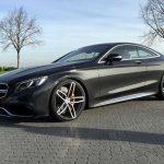 705 chevaux pour la G-Power Mercedes S63 AMG Coupé !