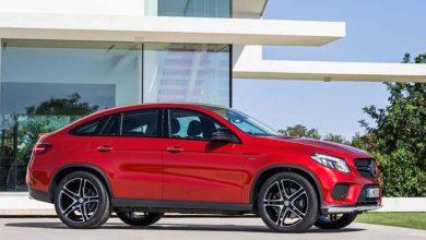 Photo de GLE Coupé : Mercedes dévoile un grand SUV sportif