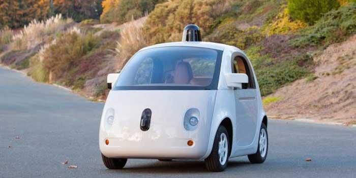 Google Car : prête pour les routes californiennes 1