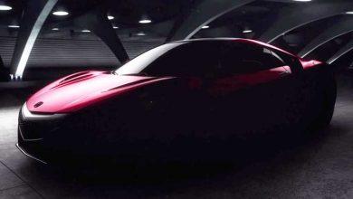 Photo de Honda : une Acura NSX pour Détroit et Genève