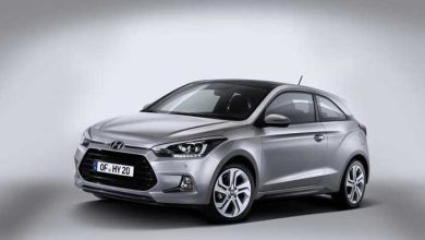 Photo de Hyundai reste encore discret sur son i20 Coupé
