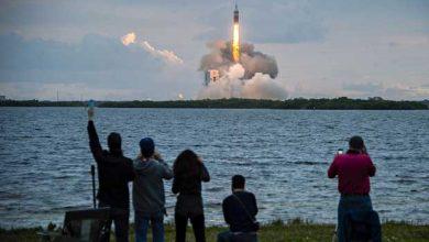 Photo of La capsule spatiale Orion a finalement décollé !
