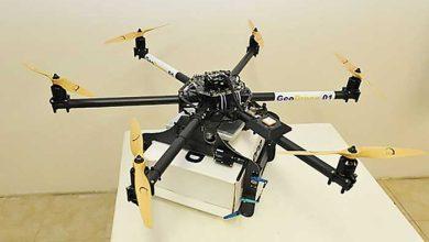 Photo de La Poste teste la livraison de colis par drone