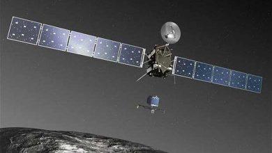 La sonde Rosetta sème le doute sur l'origine de l'eau terrestre
