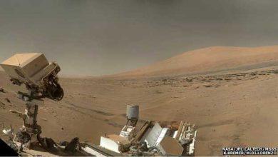 Photo de Mars : Curiosity résout l'énigme de la montagne