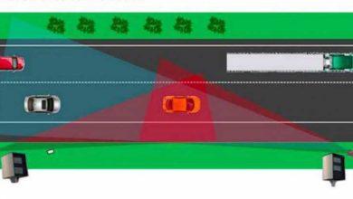 La Sécurité routière va tester les radars double face