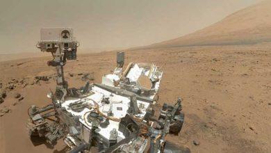 Photo de Mars : effervescence autour de mystérieuses émanations de méthane