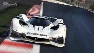 Photo of Gran Turismo 6 : arrivée d'une agressive Mazda LM55 Vision GT