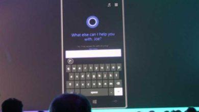 Microsoft : l'assistant vocal Cortana s'est mis au français