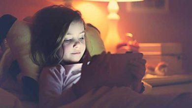 Photo de Mieux vaut ne pas lire sur une tablette avant de dormir