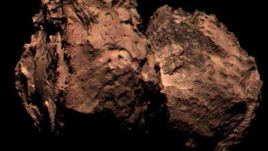 Photo of Mission Rosetta : une première image couleur qui suscite des questions
