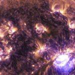 NASA : encore une spectaculaire éruption solaire
