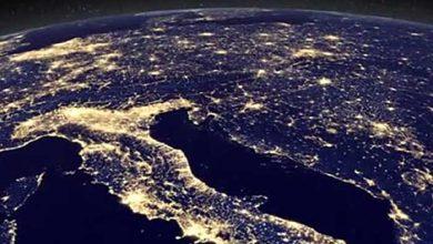 Photo de NASA : les villes deviennent nettement plus lumineuses en périodes de fêtes