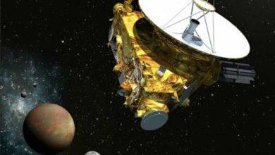 Photo de New Horizons : objectif Pluton et la ceinture de Kuiper