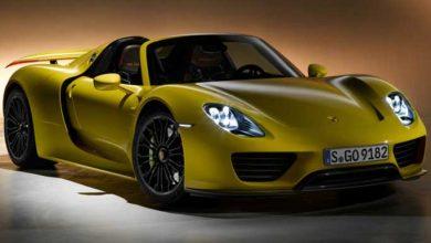 Photo of Porsche rappelle des 918 Spyder pour un défaut du châssis