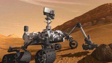 Photo de Curiosity : des organismes vivants sur Mars ?