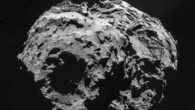Photo de Rosetta suggère que les océans ont été créés par les astéroïdes