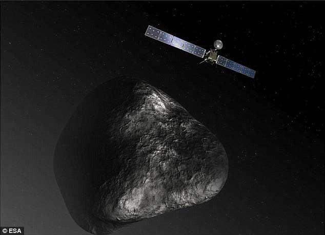 La sonde Rosetta, transportant Philae, a été lancée en 2004. Grâce à la gravité des planètes, elle a fait route vers la comète 67P. Il lui aura fallu dix ans de voyage pour atteindre la comète 67P/Churyumov-Gerasimenko.