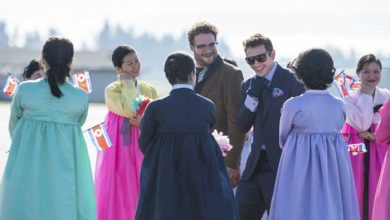 Photo de Sony Pictures : les pirates exigent le retrait d'un film sur Kim Jong-Un
