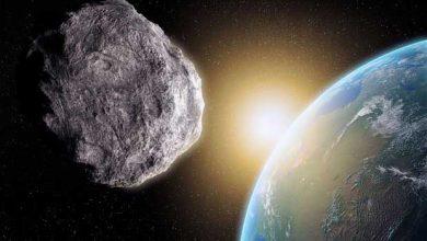 Photo of Un astéroïde de la taille d'une montagne croise le chemin de la Terre tous les trois ans