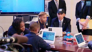 Hour of Code : Barack Obama soutient l'apprentissage de la programmation