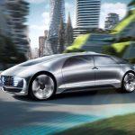 F015 Luxury in Motion : Mercedes réinvente la voiture 47