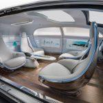 F015 Luxury in Motion : Mercedes réinvente la voiture 43