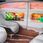 F015 Luxury in Motion : Mercedes réinvente la voiture 40