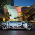 F015 Luxury in Motion : Mercedes réinvente la voiture 36