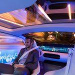 F015 Luxury in Motion : Mercedes réinvente la voiture 35