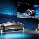 F015 Luxury in Motion : Mercedes réinvente la voiture 25