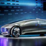 F015 Luxury in Motion : Mercedes réinvente la voiture 24