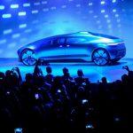 F015 Luxury in Motion : Mercedes réinvente la voiture 23