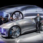 F015 Luxury in Motion : Mercedes réinvente la voiture 22