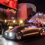 F015 Luxury in Motion : Mercedes réinvente la voiture 21