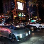 F015 Luxury in Motion : Mercedes réinvente la voiture 19